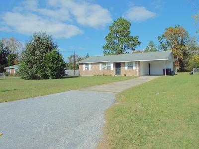 Hephzibah Single Family Home For Sale: 2405 Boykin Road