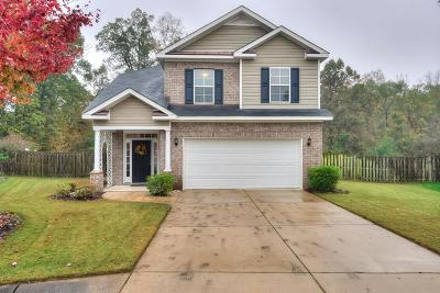 Columbia County Single Family Home For Sale: 963 Watermark Drive