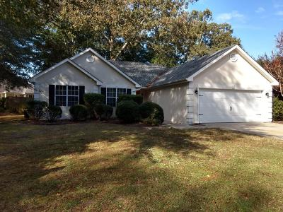North Augusta Single Family Home For Sale: 21 Burning Tree Place