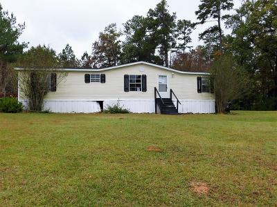 Lincolnton Single Family Home For Sale: 1514 Forest Lake Drive
