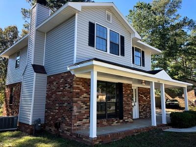 Hephzibah Single Family Home For Sale: 2816 Butler Manor Drive