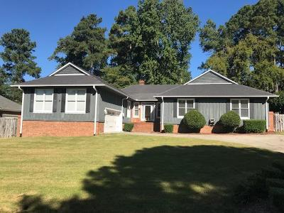 Columbia County, Richmond County Single Family Home For Sale: 813 Nashua Court
