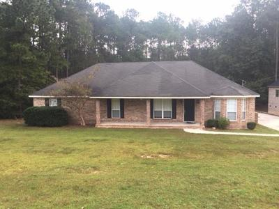 Hephzibah Single Family Home For Sale: 2904 Arrowood Circle