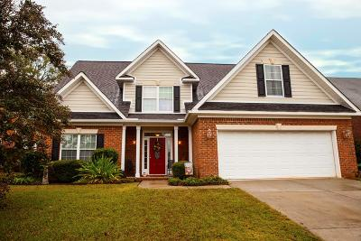 Columbia County Single Family Home For Sale: 614 Cornerstone Place