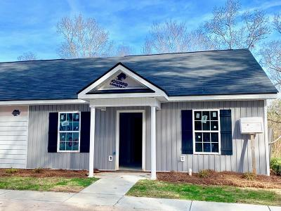 Single Family Home For Sale: 1326 Crawford Creek Place