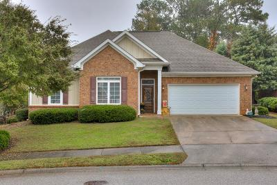 Grovetown Single Family Home For Sale: 1223 Greenwich Pass
