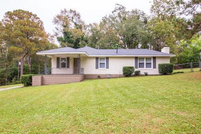 Martinez GA Single Family Home For Sale: $129,900