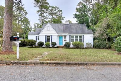 Augusta GA Single Family Home For Sale: $124,900