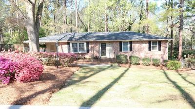 Richmond County Single Family Home For Sale: 570 Martin Lane