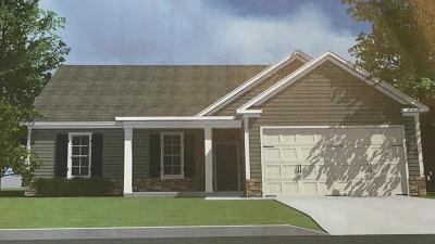 Grovetown Single Family Home For Sale: 2193 Grove Landing Way