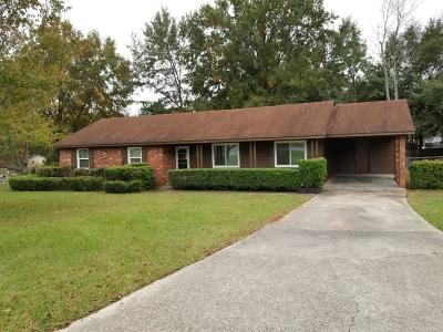 Single Family Home For Sale: 4548 Plantation Road