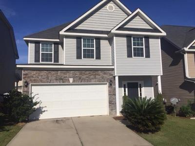 Grovetown Single Family Home For Sale: 2071 Dundee Way