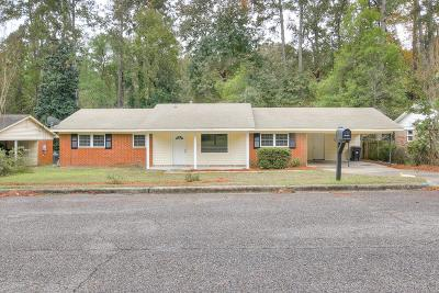 Single Family Home For Sale: 3174 River Oak Road
