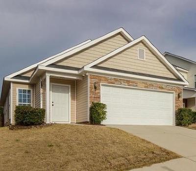 Grovetown Single Family Home For Sale: 609 Dunrobin Lane