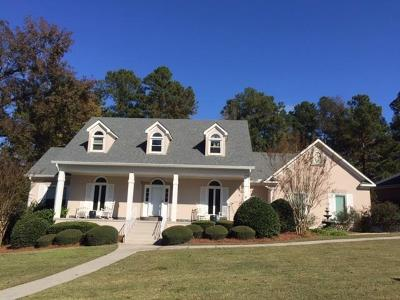 Evans Single Family Home For Sale: 783 Springbrook Lane