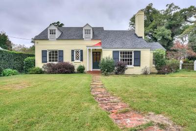 Augusta Single Family Home For Sale: 1315 Highland Avenue