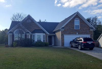 Richmond County Single Family Home For Sale: 2414 Orchard Drive