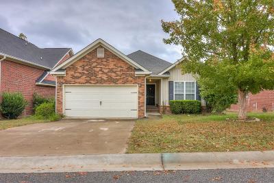 Grovetown Single Family Home For Sale: 1083 Grove Landing Lane
