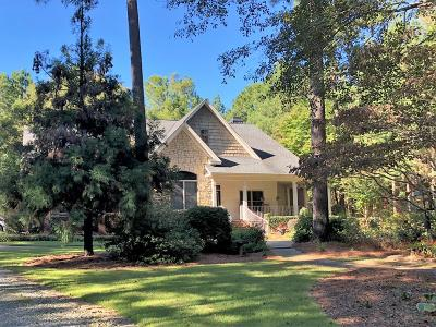 Edgefield County Single Family Home For Sale: 265 Country Club Road