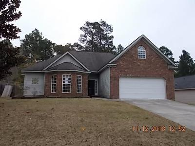 North Augusta Single Family Home For Sale: 201 Swallow Lake Drive