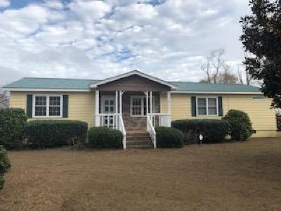Thomson Single Family Home For Sale: 4294 Langham Road