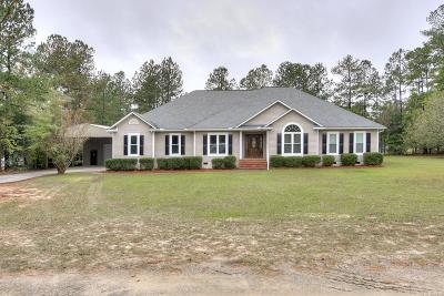Aiken Single Family Home For Sale: 112 Kingston Court