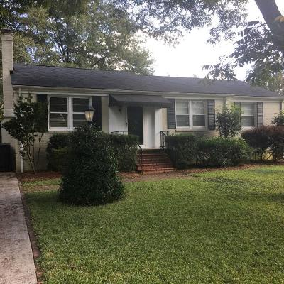 Augusta GA Single Family Home For Sale: $205,000