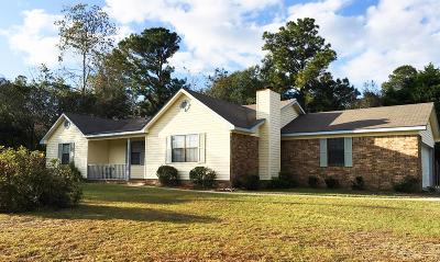 Hephzibah Single Family Home For Sale: 1427 Brown Road