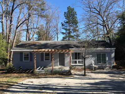 Grovetown Single Family Home For Sale: 208 Elm Street