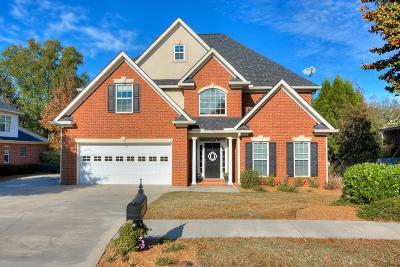 Evans Single Family Home For Sale: 1210 Windsor Street