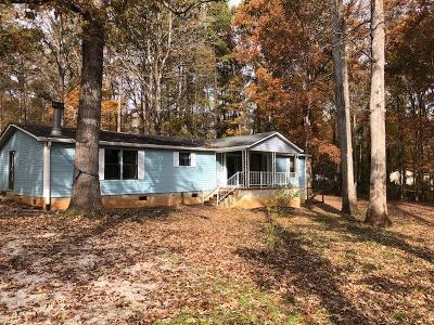 McDuffie County Manufactured Home For Sale: 5051 Maynard Drive