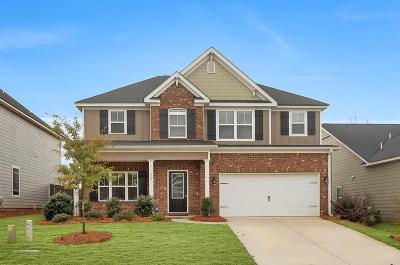Evans Single Family Home For Sale: 1714 Edenburg Way