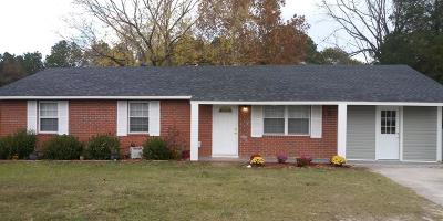 Grovetown Single Family Home For Sale: 5451 Wrightsboro Road