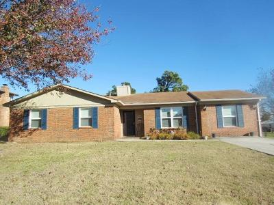 Hephzibah Single Family Home For Sale: 3712 Kingsgate Drive