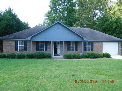 Columbia County, Richmond County Single Family Home For Sale: 2761 Davis Mill Road