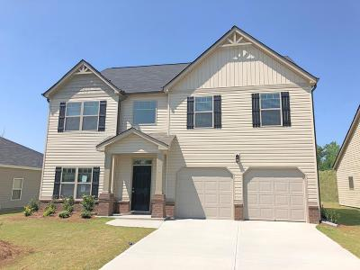 Augusta Single Family Home For Sale: 847 Hay Meadow Drive