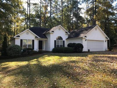 Thomson Single Family Home For Sale: 655 Chestnut Drive