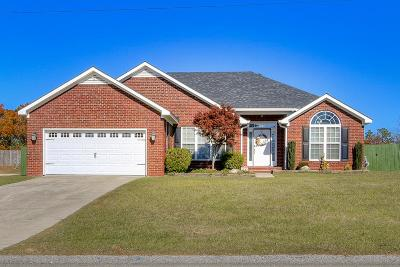 Hephzibah Single Family Home For Sale: 1729 Deer Chase Lane