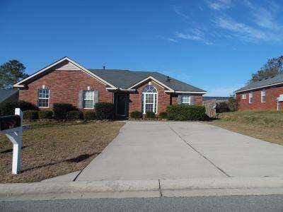 Hephzibah Single Family Home For Sale: 2609 Ardwick Drive