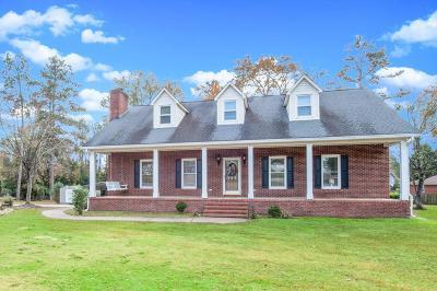 North Augusta Single Family Home For Sale: 564 Pearson Avenue
