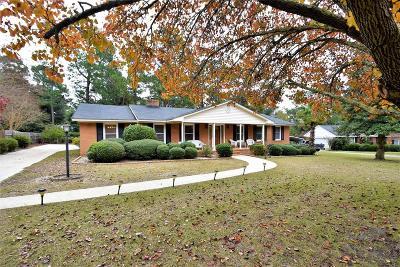 Aiken Single Family Home For Sale: 121 Kalmia Circle
