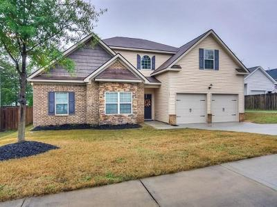 North Augusta Single Family Home For Sale: 331 Mossy Oak Circle