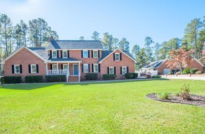 Aiken Single Family Home For Sale: 184 Crooked Creek Road