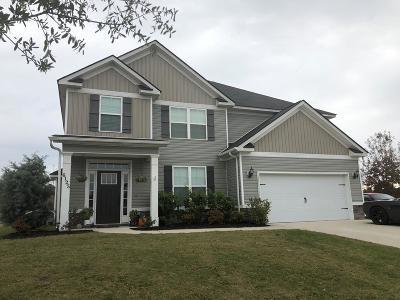 Aiken Single Family Home For Sale: 6125 Kiawah Trail