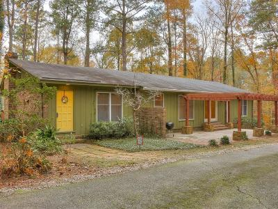 Evans Single Family Home For Sale: 4885 Hereford Farm Road