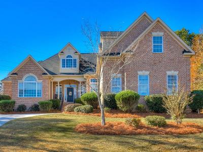 Evans Single Family Home For Sale: 312 Pump House Road