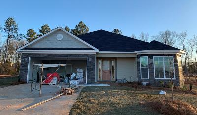 Grovetown Single Family Home For Sale: 504 Mullingar Court
