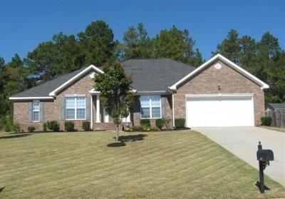 Augusta Single Family Home For Sale: 4027 Madison Lane