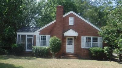 Thomson Single Family Home For Sale: 1515 Washington Road