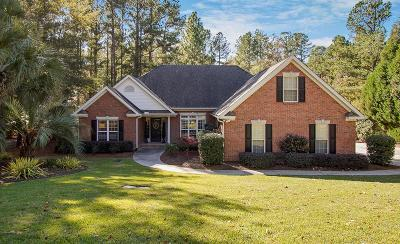 Aiken Single Family Home For Sale: 240 Sessions Drive